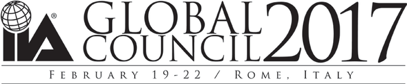 Global Council 2017 — Rome, Italy